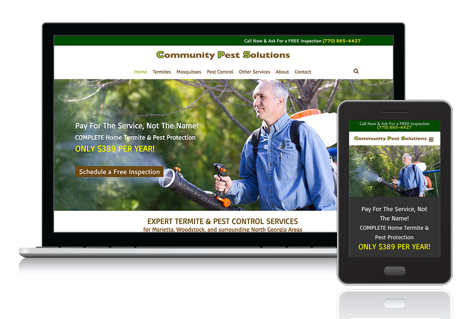 """<a target=""""_blank"""" style=""""color: #fff;"""" href=""""http://communitypestsolutions.com/"""">Community Pest Solutions</a>"""